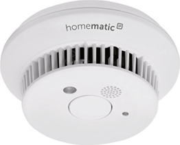 Homematic IP Rauchwarnmelder mit Q-Label, 142685A0 -