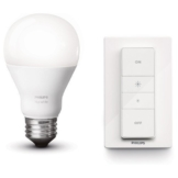 Philips Hue Wireless Dimming Kit 9.5 W A60, EEK A+, E27, komfortabel dimmen, ohne Installation, Standard Verpackung 8718696452523 -