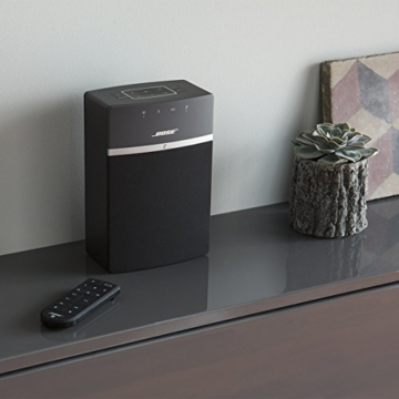 Bose SoundTouch 10 kabelloses Music System schwarz -
