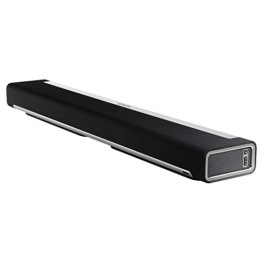Sonos PLAYBAR I HiFi-Soundbar für TV und Wireless Music Streaming -