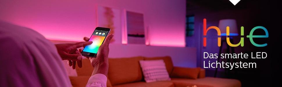 philips hue wieder im angebot bei dein. Black Bedroom Furniture Sets. Home Design Ideas